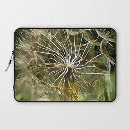 Tragopogon Wildflower Salsify Laptop Sleeve