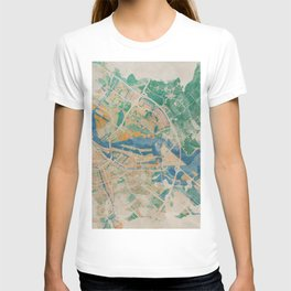 Amsterdam, the watercolor beauty T-shirt