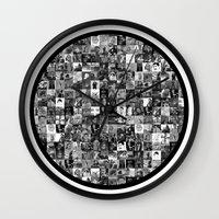 meme Wall Clocks featuring Meme + Life by iCentrifuge