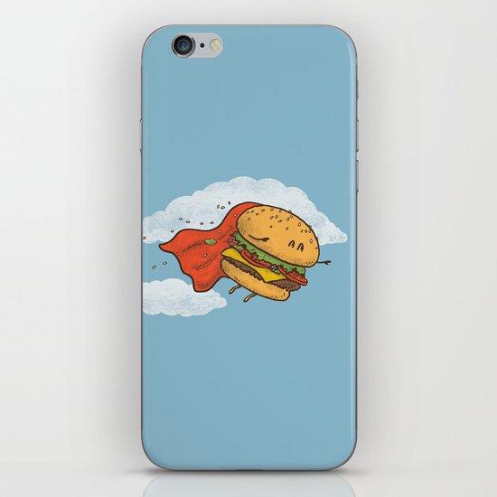 Superburger! iPhone & iPod Skin