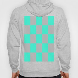 Mint & Grey Hoody