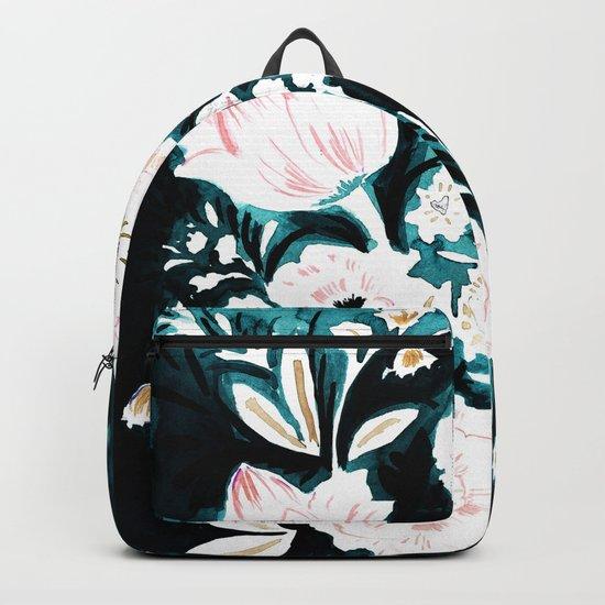 Luna Flora Backpack