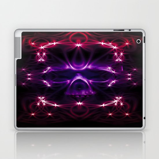 Death star Laptop & iPad Skin