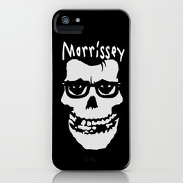 THIS GHOULISH MAN iPhone Case