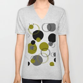 Cocktail Olives Unisex V-Neck