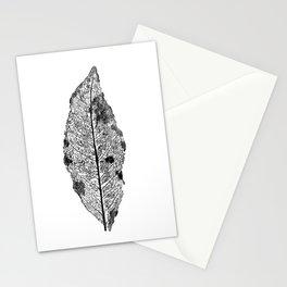 Leaf Skeleton PB Stationery Cards