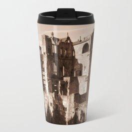 Ruins in Heidelberg Travel Mug