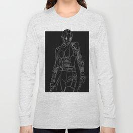 Nebula, GuardiansOfTheGalaxy Long Sleeve T-shirt