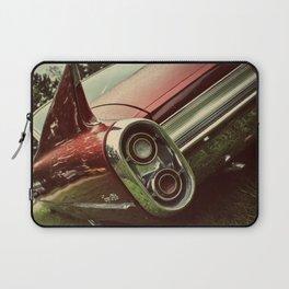 Vintage Car : Red Coupe De Ville Laptop Sleeve