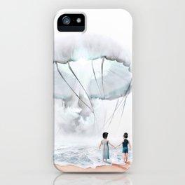 In Suspension iPhone Case