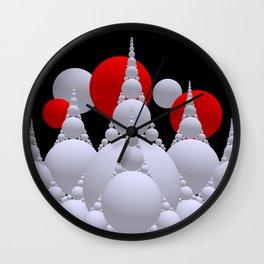 Apollonian geometry -1- Wall Clock