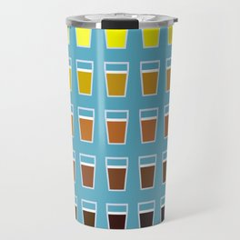 The Colors of Beer Travel Mug