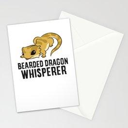 Bearded Dragon Whisperer Stationery Cards
