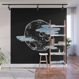 Brave New Moon Wall Mural