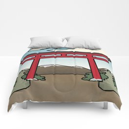 Red Gate Comforters