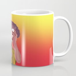 Temperamental scène 2 Coffee Mug