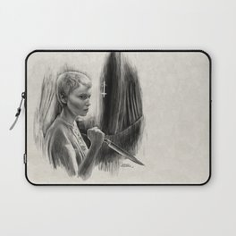 Homage to Rosemary's Baby Laptop Sleeve