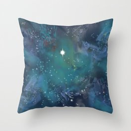 The Heaves declare Your Handiwork! Throw Pillow