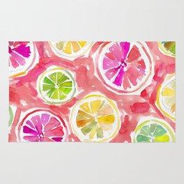 Citrus Juice Rug