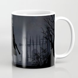 Bloodborne | Warriors Landscapes Serries Coffee Mug