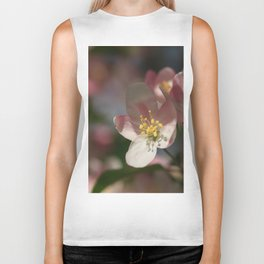 Apple Tree Blossoms 1 Biker Tank