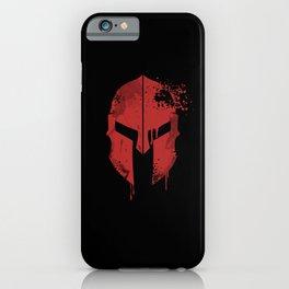 Spartan Helmet | Warrior Gift Idea iPhone Case