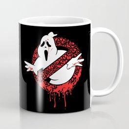 SCREAM BUSTERS Coffee Mug