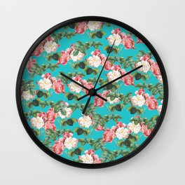Juliet || #society6 #decor #buyart Wall Clock