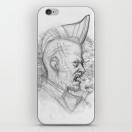 Yondu (profile) iPhone Skin