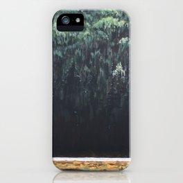 Along the Tim, Algonquin Park iPhone Case