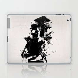 Once I was the govenor Laptop & iPad Skin