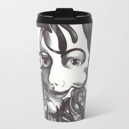Rosas y espinas Travel Mug