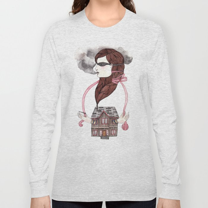 Little Smokes Long Sleeve T-shirt
