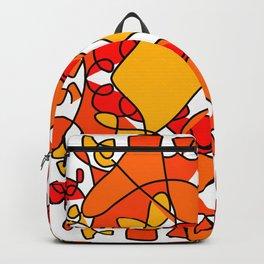 fire mandala (6-2-19) Backpack
