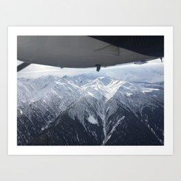 Georgia is Stunning! Art Print