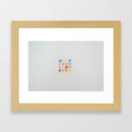 We'd like to be writers Framed Art Print