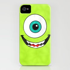 Mike Wazowski Slim Case iPhone (4, 4s)