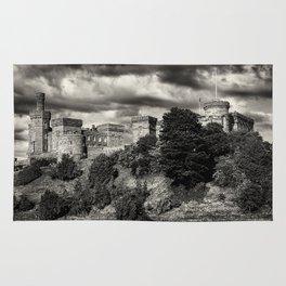 Inverness Castle Scotland Rug