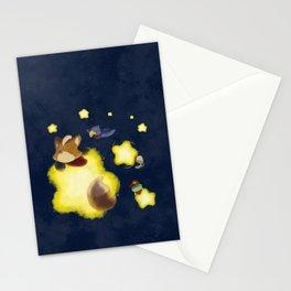 Stellar Vulpine Stationery Cards