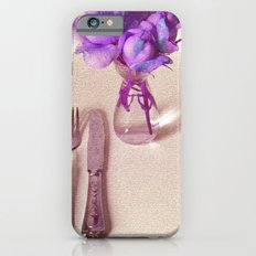Tea for Two iPhone 6s Slim Case