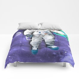 a wish My Son (astronaut) Comforters