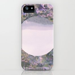 Experimental Photography#6 iPhone Case