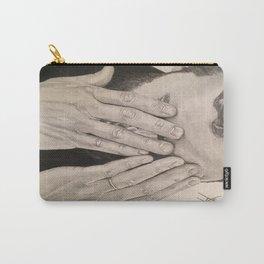 """Hands"" Jamie Dornan Carry-All Pouch"
