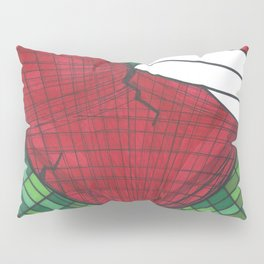 He Heals the Brokenhearted (Psalms 147:3) Pillow Sham