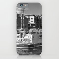 Pleasure boats on the York river Ouse. iPhone 6s Slim Case