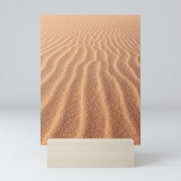 Stockton Sand Dunes Mini Art Print