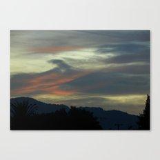 Sheer Canvas Print