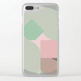 watermelown Clear iPhone Case