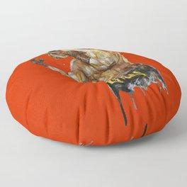 Pug Muay Thai Floor Pillow