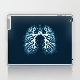 I Breathe Music Laptop & iPad Skin